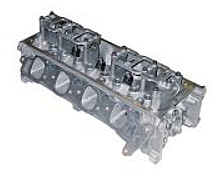 Picture of CNC ported Ford PI 4.6L cylinder head