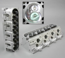 Trick Flow 245cc GM LS Cylinder Heads