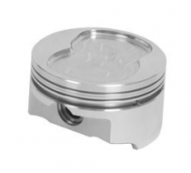 Trick Flow® Forged Dished Pistons - 351W +.030 -Twisted Wedge® Heads