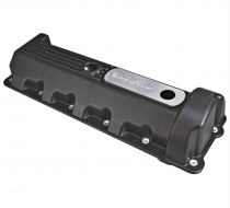 Trick Flow® Cast Aluminum Black Valve Covers 4.6L Romeo