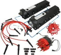 Trick Flow® Valve Cover-Mount Ignition Systems for Ford 4.6/5.4L 2V