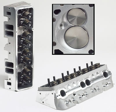 Total Engine Airflow TEA CNC Porting Aluminum Cylinder Heads