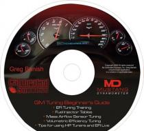 GM EFI tuning beginners guide-DVD