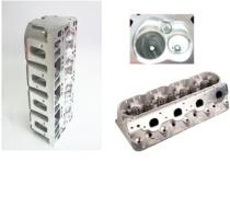 GM L92/LS3 CNC Ported Cylinder Heads 2.0