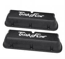 Trick Flow® Tall Cast Aluminum Black Valve Covers 5.0/5.8L