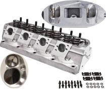 Trick Flow High Port 240 Cylinder Heads