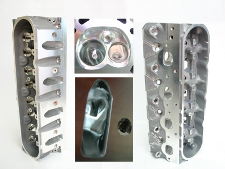 Total Engine Airflow | CNC Ported Cylinder Heads | GM - LS1/LS2