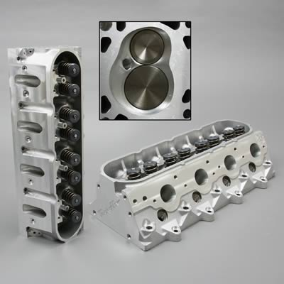 Total Engine Airflow | CNC Ported Cylinder Heads | GM - LS1